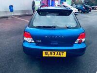 Subaru Impreza wrx stage 2 295 bhp immaculate