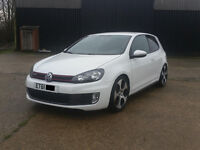 VW GOLF MK6 GTI - DSG -APR STAGE 2 REMAP .2011 LHD MANY EXTRAS LEFT HAND DRIVE