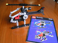 Vintage Lego (Technic) - 8825 Night Chopper kit from 1990