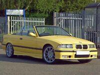 1998 (R) BMW E36 M3 3.2 EVOLUTION CONVERTIBLE 2DR PX S3,M3,RS4,GTI,GTD,EVO,VXR,R32