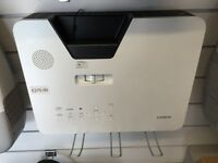 CASIO PROJECTOR XJ-ST145 WITH USED LAMP HOURS OF 305