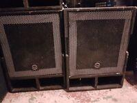 Brooke 1115xpro lf speakers