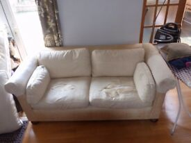 Wesley Barrell Sofa for recovering - Free for collection