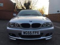 BMW 320 M SPORT Cd Coupe ** LOW MILEAGE ** FSH ** FULL LEATHER SEATS **