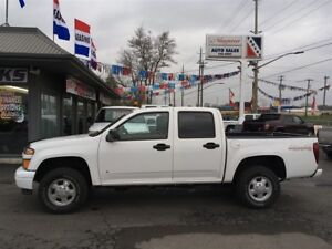 2008 Chevrolet Colorado LT CREW CAB 4X4 !! WE FINANCE !!