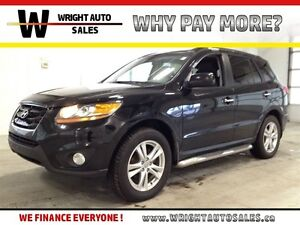 2010 Hyundai Santa Fe LIMITED| AWD| LEATHER| SUNROOF| BLUETOOTH|