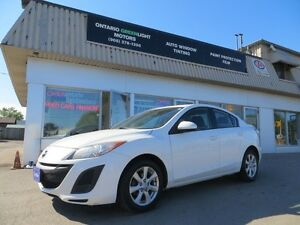 2011 Mazda MAZDA3 LOADED,ALLOYS,A/C, MANUAL TRANSMISSION