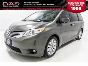 2013 Toyota Sienna XLE AWD SUNROOF/LEATHER/7 PASS