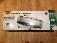 SPECTRA A3 LAMINATOR