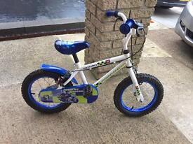 Apollo Police Patrol Child's bike - 14 inch wheels