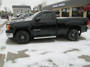 2010 GMC Sierra 1500 REG CAB,  SHORT BOX