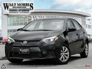 2015 Toyota Corolla LE - BLUETOOTH, REAR VIEW CAMERA