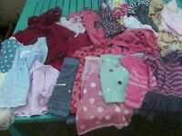 Baby Clothes for Girl 0-3 Months