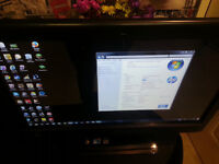 HP TOUCHSMART 610 - 1000UK , i3 3.20GHz , 4GB RAM , 500GB HD