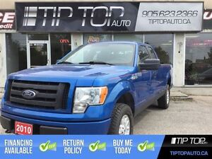 2010 Ford F-150 STX ** 4X4, Ext Cab, Low Kms, Great Price **