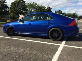 Ford Mondeo St220 Performance Blue 2004