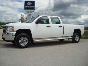 2011 Chevrolet SILVERADO 2500HD WT *Arriving Soon*