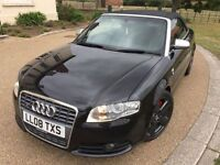 2008 Audi S4 4.2 V8 Cabriolet Convertible *FSH, HPI CLEAR, VGC, Good Runner, 60k Low Miles*