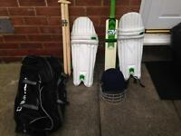 Top quality cricket set