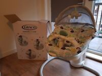 Graco Sweetpeace Swing - Clouds