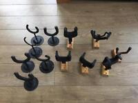 Guitar wall hangers (12)