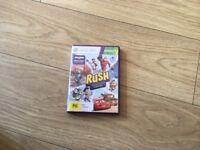 Kinect Rush game