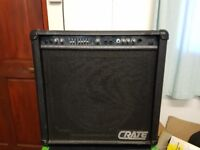Crate BX160 Bass Amp