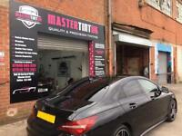 WINDOW TINTING SERVICES £100