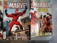 Marvel Comics Mighty World of Marvel 178 issues