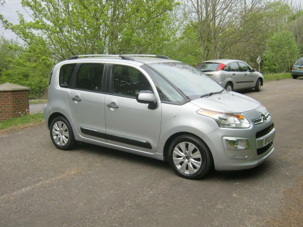 citroen c3 picasso picasso exclusive hdi silver 2014 in fareham hampshire gumtree. Black Bedroom Furniture Sets. Home Design Ideas
