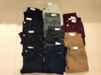 Bundle of boys clothes 15-16years