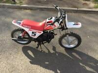 Yamaha Pw50 kids motorcross bike £600 or swap let me no what you have