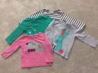 Lovely bundle of girls clothes 12-18months in great condition