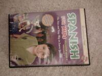 Spanish for kids dvd