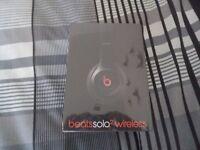 **BRAND NEW** Black Beats Solo2 Wireless Headphones