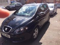2007 SEAT ALTEA 1.9TDi SPORTS 1 OWNER SERVICE HISTORY