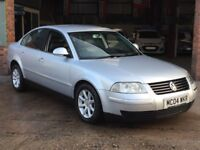 + 2004 VW PASSAT 1.9 TDI HIGHLINE AUTOMATIC + HEATED LEATHER SEATS + FACELIFT +SWAPS + PX WELCOME +