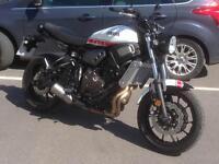 Yamaha XSR700ABS