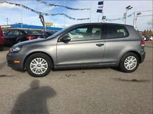 2013 Volkswagen Golf 3-Dr Trendline 2.5 at Tip