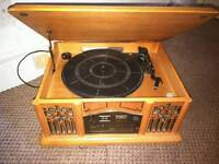 Record player.. Spares or repairs