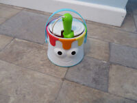 Tomy Mr Colour Paint Pot. Working Sound and Lights. Interactive Toy.