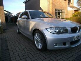 BMW 120D - Mtech - Low Miles - Long MOT