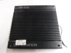 Pioneer Car Audio Amplifier. We Sell Used Car Audio. 109804*