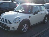 MINI HATCHBACK 1.6 One 3dr (white) 2012