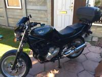 1995 Yamaha XJ600N Diversion