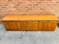 Meredew teak sideboard 60s