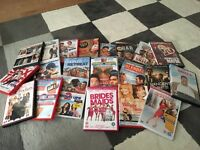 Selection of comedy/rom com DVDs