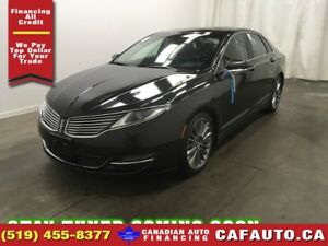 2015 Lincoln MKZ AWD | NAV | LEATHER | ROOF