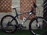 Cube Attention Comp Bike