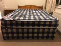 Immaculate double bed